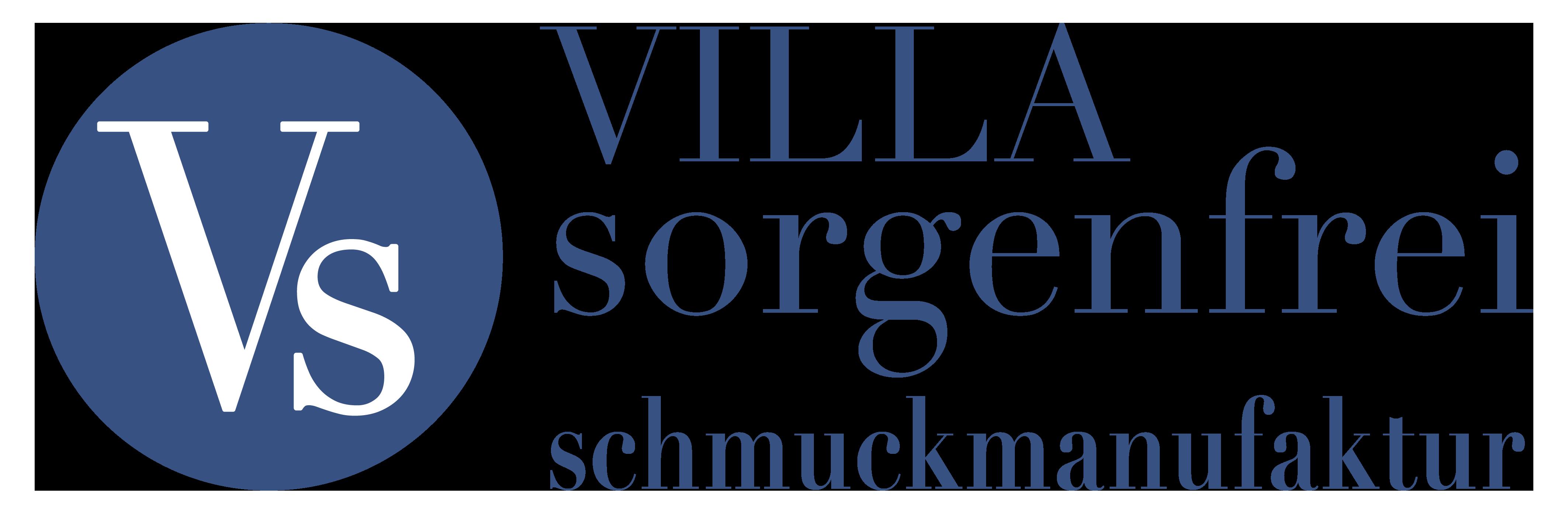 Villa Sorgenfrei Schmuckmanufaktur-Logo