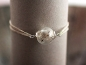 Preview: 925 echtes Pusteblumen Armband WISH Sterlingsilber