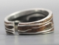 Preview: 925 Baumrinde Ring Unisex