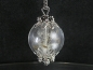Preview: Real Dandelion Seeds antique style glass orb