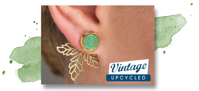 Vintage Upcycled
